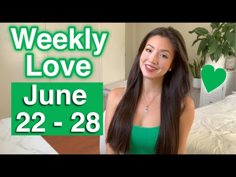 WEEKLY Dose of Love for each Zodiac🕊July 20 - 26th ♡ from YouTube · Duration:  1 hour 30 minutes 16 seconds