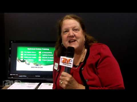 CEDIA 2013: Bedrock Learning Explains its Online Training