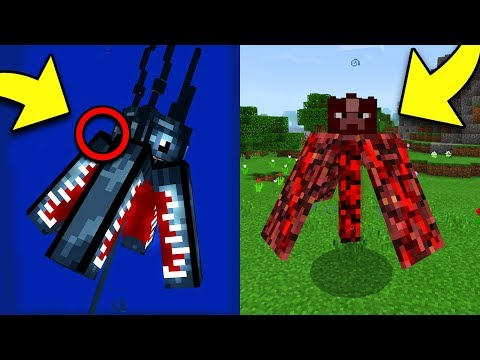 NEW MOBS in Minecraft 1.3 UPDATE!! *leaked* Beta Gameplay!