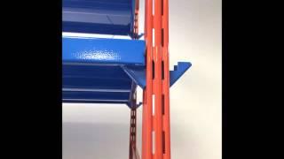 видео Универсальные стеллажи