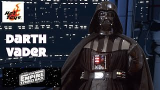 Hot Toys Star Wars Empire Strikes Back Darth Vader 1/6 figure unboxing