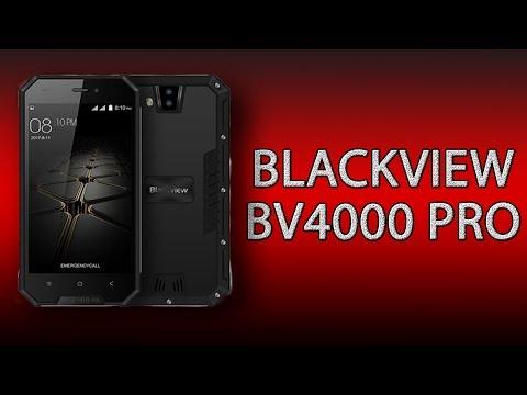 Blackview BV4000 Pro - крепкий и недорогой защищённый смартфон IP68! thumbnail