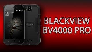 Blackview BV4000 Pro - міцний і недорогий захищений смартфон IP68!