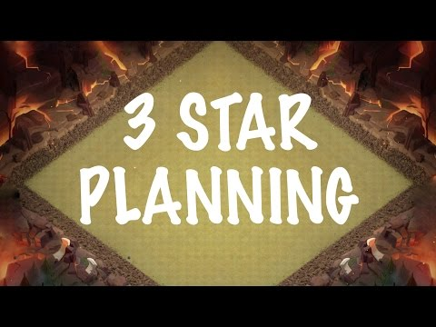 How to Plan 3 Star Attacks in Clash of Clans