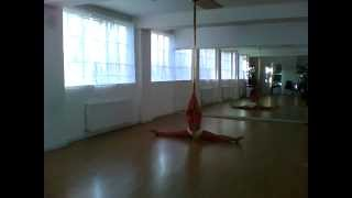 Pole dance in my lovely studio