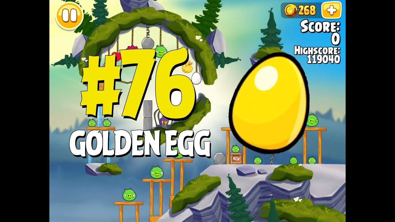 The Angry Birds Rio Guide - How to find the Golden ...