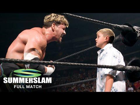 FULL MATCH - Rey Mysterio vs. Eddie Guerrero – Ladder Match: SummerSlam 2005