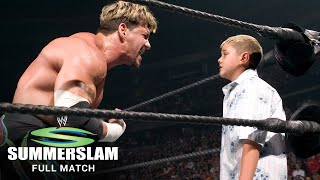 FULL MATCH - Rey Mysterio vs. Eddie Guerrero - Ladder Match: SummerSlam 2005