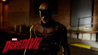 Daredevil Appears in Costume - Marvel's Daredevil: The Complete First Season Available Now!
