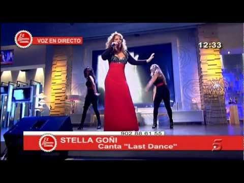 Stella Goñi - L.Dance 2011