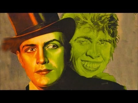 1920: Dr. Jekyll And Mr. Hyde  (John Barrymore, Brandon Hurst, Martha Mansfield)