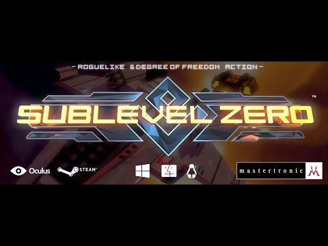 If You Like Descent, Watch This Trailer for 6DoF Shooter Sublevel Zero