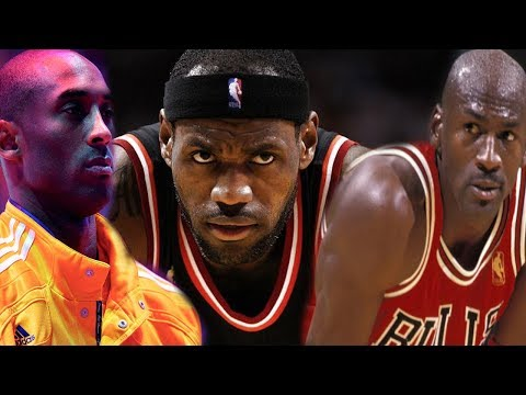 THE TOP 10 NBA PLAYERS OF ALL TIME!  (1000% ALL FACTS)