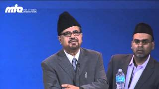 A Common Spirit -- Two Eras of Companions @Jalsa Salana USA 2013