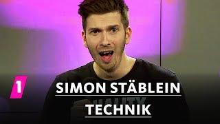 Simon Stäblein: Technik