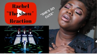 rachel the show reaction