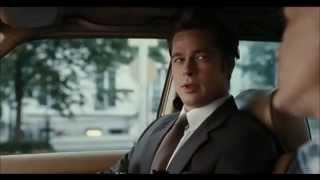 Burn After Reading:  Pitt - Malkovich scene
