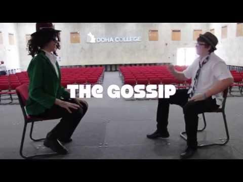 The Gossip Interview