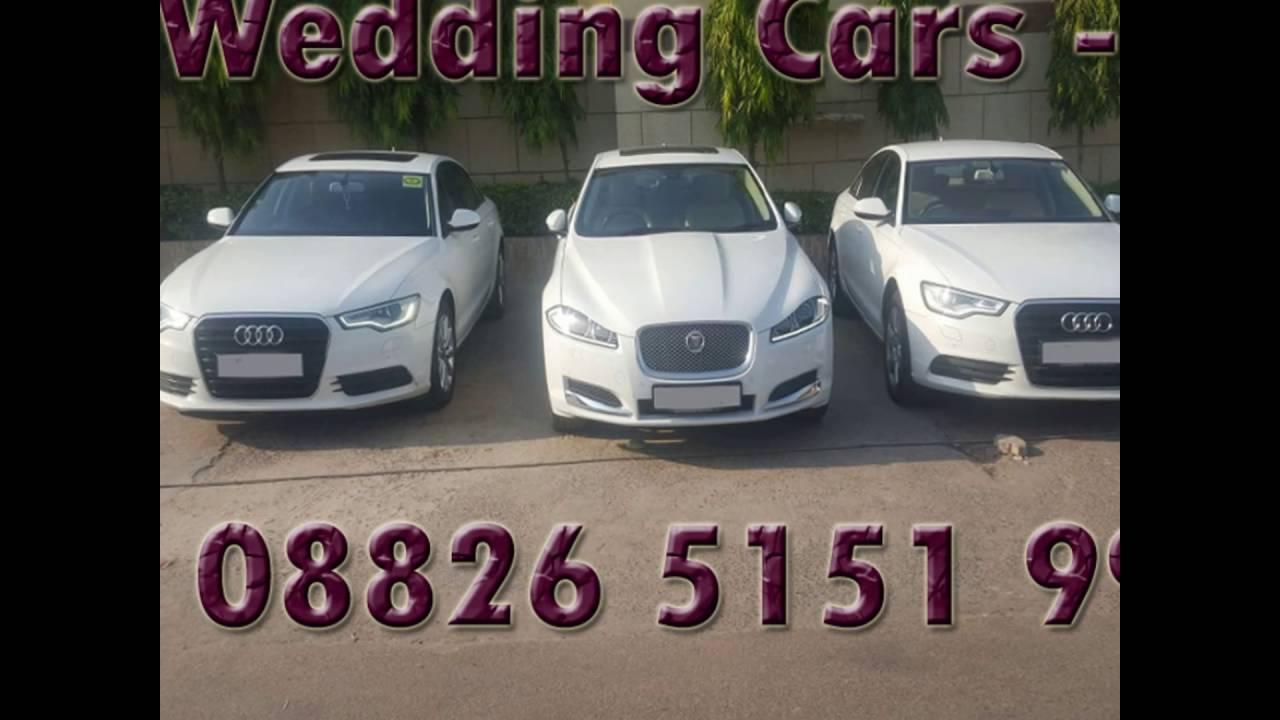 Wedding Car Rental Chandigarh 8826515199 Car Hire Services
