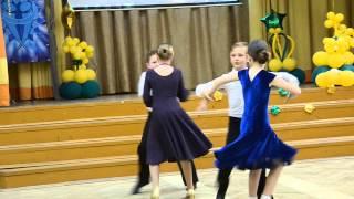 Битва танцоров, 25апр2013. Федя и Настя ча-ча-ча