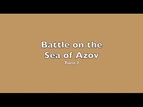 Barbarossa: Kiev to Rostov - Battle on the Sea of Azov - Turn 2 of 5