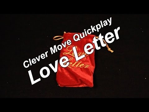 Learn How to Play Love Letter In Less Than 2 Minutes