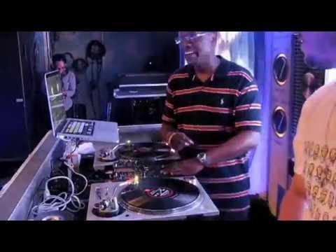 DJ Jazzy Jeff Baddass Scratch Session