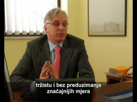 Interview: Jan-Peter Olters World Bank Representative Country Office Montenegro; Part 2