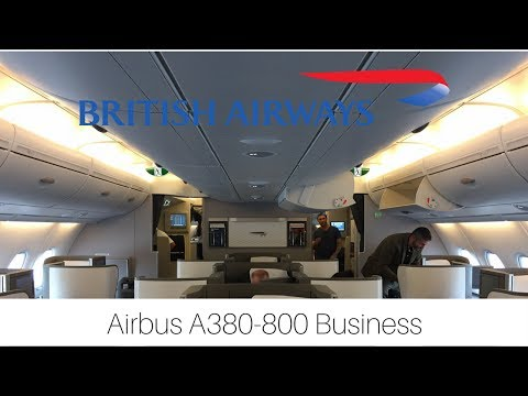 Trip Report | British Airways | London - Los Angeles | Club World | Airbus A380-800