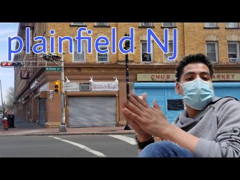 Recorrido en plainfield NJ todo cerrado