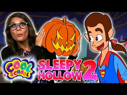 Sleepy Hollow - Part 2 | Story Time with Ms. Booksy at Cool School