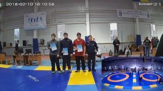 Чемпіонат Донецької області з боротьби вільної
