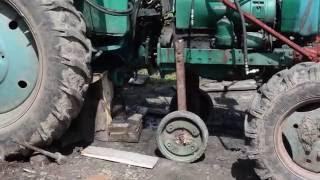 Қалай раскатить трактор
