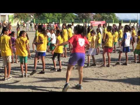 Desportu ba Moris (Sport for Life) in Timor-Leste