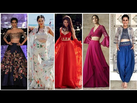 All types dresses designs for indian girls/lehenga choli party wear wedding wear dresses 2020-2021
