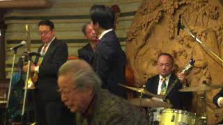 New Year Jazz Party ODJC Jan.7.2018 ニューオリンズ・レッド・ビーン...