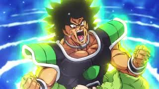 [FanEdit] Dragon Ball Super The Movie: Broly - Theme Song Trailer :: Dragon Power Infinity Edit