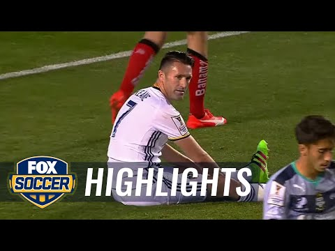 LA Galaxy vs. Santos Laguna | CONCACAF Champions League Highlights