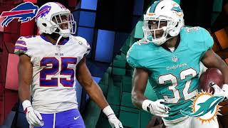 Buffalo Bills vs Miami Dolphins Week 13 2018 Preview