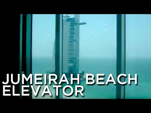 2006-06-27 'Jumeirah Beach Elevator'