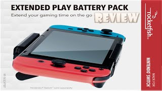 Rocketfish Extended Play Battery Pack Review (Video Game Video Review)
