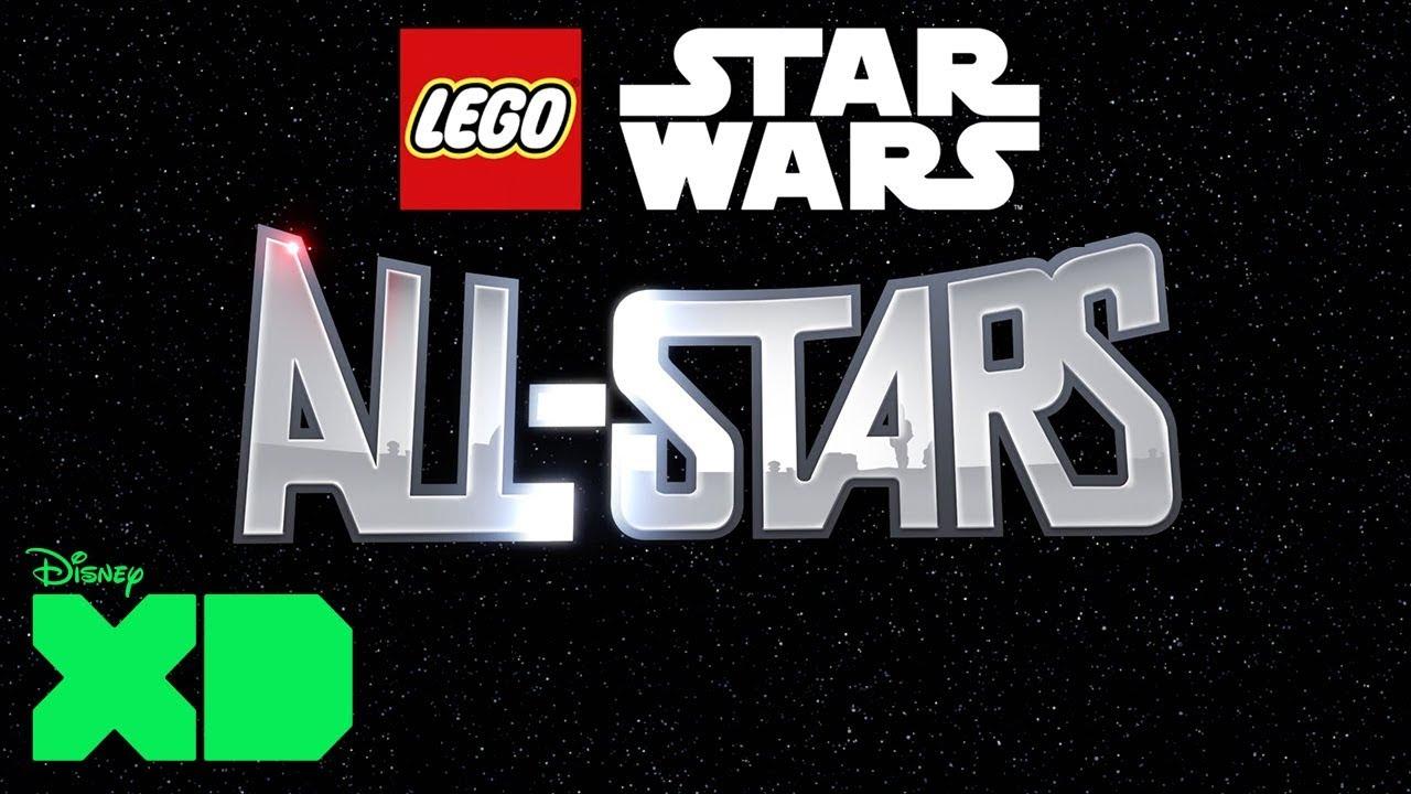Teaser!   LEGO Star Wars: All Stars   Disney XD