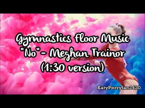 Gymnastic Floor Music All About The Bass