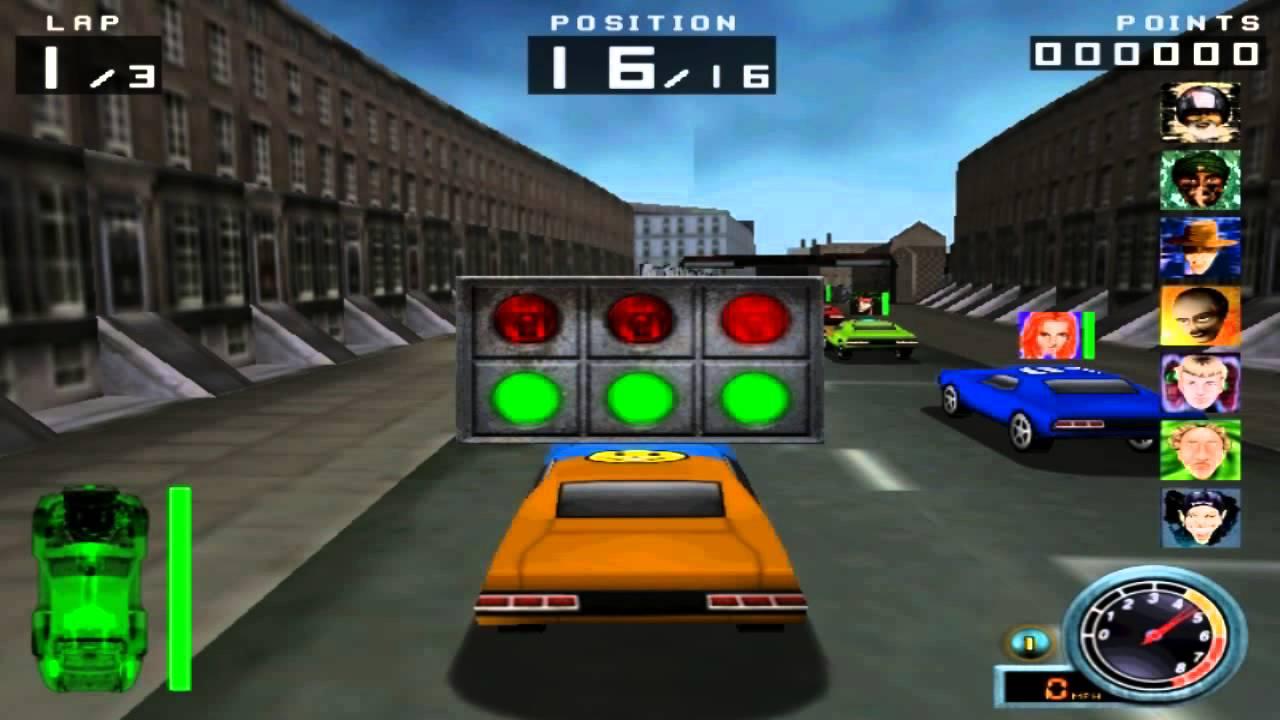 Demolition Racer PS1 ROM #7
