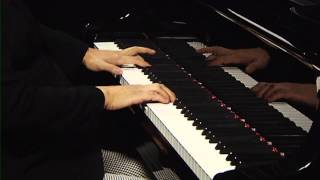 Chenyin Li plays a Wagner Albumblatt for solo piano