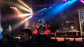 BABYMETAL 2015-06-12 Download Festival Gimme Choko