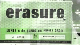 Concierto de Erasure -  Madrid 1988 - 1 - Phantom Bride