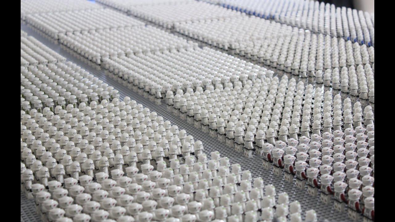 Sale On Legos My New Lego Clone Army 2013 Edition Youtube