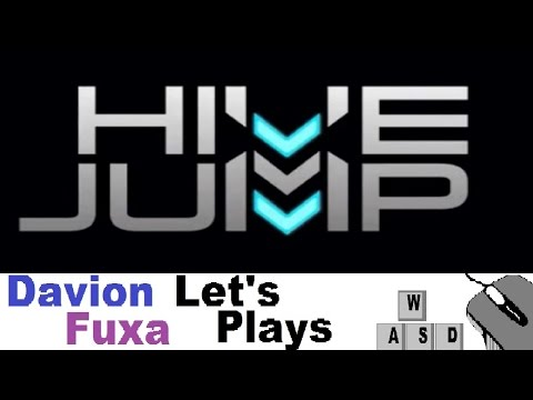 DFuxa Kicks Up Hive Jump - Early Access 9 - Multiplayer Dysync  