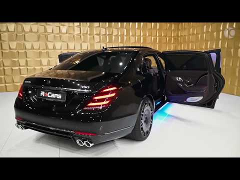Review Mercedes-Maybach S 650 BRABUS 900